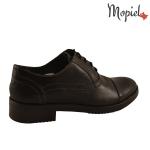 pantofi dama din piele naturala cu siret, interiorul este captusit cu piele naturala, Mopiel.ro