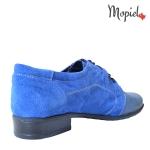 pantofi dama din piele naturala intoarsa, Mopiel.ro