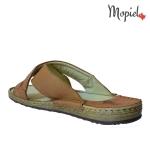 papuci barbatesti din piele naturala, interior din piele naturala , Mopiel (3)