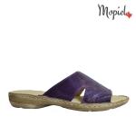 sandale Sandale dama din piele naturala Tommy/visiniu papuci dama din piele naturala interiorul este captusit cu piele naturala produs fabricat in Romania Mopiel