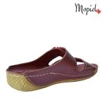 papuci din piele naturala, Mopiel.ro