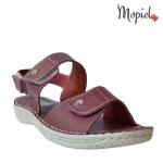 sandale dama din piele naturala cu scai, Mopiel.ro