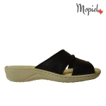 Sandale dama din piele naturala A2/gri papuci dama din piele naturala Mopiel 1 2 150x150