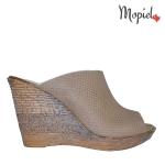 papuci Papuci dama din piele naturala 26702/negru/Daria papuci dama din piele naturala Mopiel 2 1 150x150