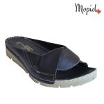 papuci dama din piele naturala, Mopiel (2)