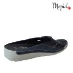papuci dama din piele naturala, Mopiel (3)