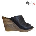 papuci Papuci dama din piele naturala 26702/negru/Daria papuci dama din piele naturala interior din piele naturala Mopiel 1 1 150x150