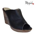 papuci dama din piele naturala, interior din piele naturala, Mopiel (2)
