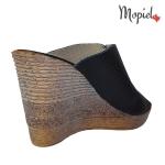 papuci dama din piele naturala, interior din piele naturala, Mopiel (3)