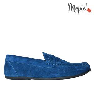 mocasini barbatesti - Mocasini barbatesti din piele intoarsa Mopiel 1 300x300 - Mocasini barbatesti din piele naturala 1340/sp/blue
