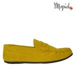 pantofi barbatesti - mocasini dama din piele naturala intoarsa Mopiel 2 150x150 - Pantofi barbatesti din piele naturala 357/negru/box