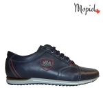 Pantofi barbatesti din piele naturala 357/negru/box 1 2 150x150
