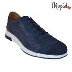 Pantofi dama din piele naturala 23514/sp/sarpe/bleu/Naty incaltaminte-mopiel.ro pantofi dama