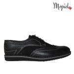 pantofi barbati - 1 42 150x150 - Pantofi barbati din piele naturala 371/blu