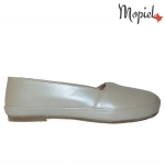 balerini dama - 2 33 150x150 - Balerini dama din piele naturala 23706/bej/sidef/Malaga