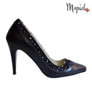 pantofi dama - 24430 negru crina 300x300 - Pantofi dama din piele naturala 24430/negru/Crina