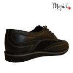 Pantofi barbatesti din piele naturala 371/negru incaltaminte-mopiel.ro pantofi barbatesti