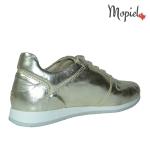 Pantofi dama din piele naturala 23608/auriu incaltaminte-mopiel.ro pantofi dama