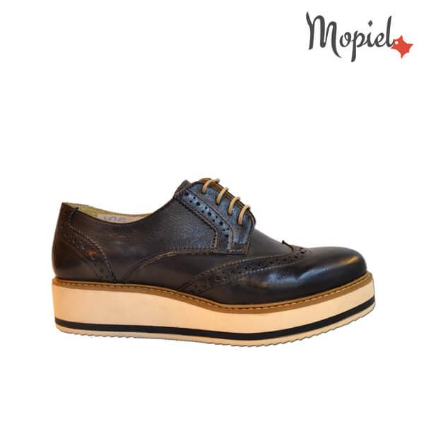 pantofi dama - Pantofi dama din piele naturala 23531albastruTiziana Mopiel - Pantofi dama din piele naturala 23531/albastru/Tiziana