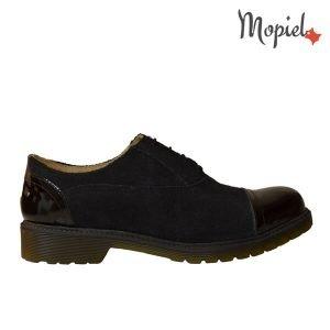 pantofi - pantofi dama din piele naturala intoarsa Mopiel 2 300x300 - Pantofi dama din piele naturala 23408/np/sp/negru/newbiker