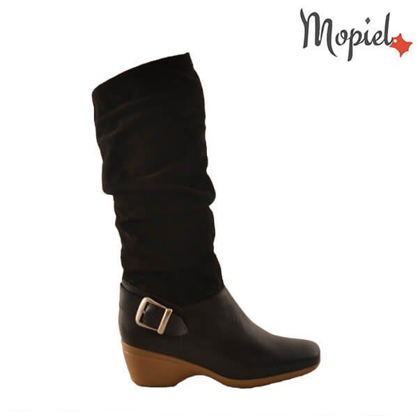 - 22212 negru 1 600x600 - Reduceri cizme din piele naturala