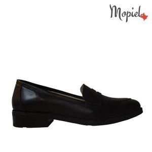 [object object] - Pantofi dama din piele naturala Mopiel 2 300x300 - Pantofi dama din piele naturala 23703/negru/Aspen