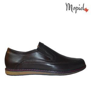 pantofi barbati - pantofi barbati din piele naturala Mopiel 1 300x300 - Pantofi barbati din piele naturala 13516/np/maro/Tomis