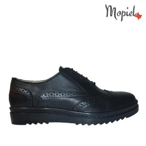 pantofi dama - pantofi dama din piele naturala cu siret Mopiel 1 1 300x300 - Pantofi dama din piele naturala 23520/maro/sapre/2/Cezara