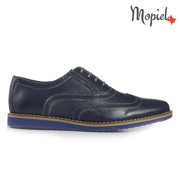 pantofi barbati - Pantofi barbati din piele naturala 139002 3331 blu incaltaminte barbati incaltaminte mopiel pantofi barbati - Pantofi barbati, din piele naturala 149023/3338/visiniu