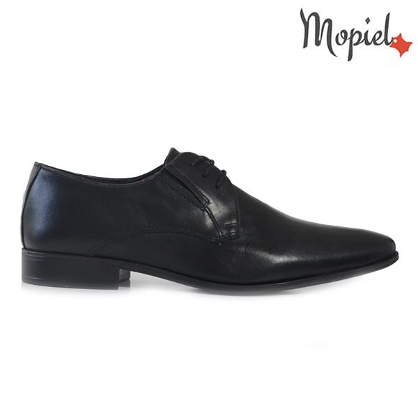 pantofi barbati - Pantofi barbati din piele naturala 14503 negru incaltaminte barbati incaltaminte mopiel pantofi barbati din piele - Pantofi barbati, din piele naturala 14507/maro/3