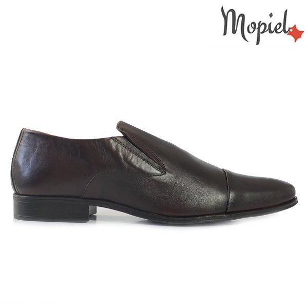 pantofi barbati - Pantofi barbati din piele naturala 14509 maro incaltaminte barbati incaltaminte mopiel pantofi barbati - Pantofi barbati din piele naturala 14509/maro