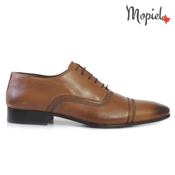 pantofi barbati - Pantofi barbati din piele naturala 149001 117 maro incaltaminte barbati incaltaminte mopiel pantofi barbati din piele - Pantofi barbati, din piele naturala 149012/120/negru