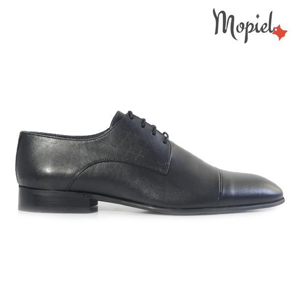 pantofi barbati - Pantofi barbati din piele naturala 149002 negru incaltaminte mopiel pantofi barbati din piele - Pantofi barbati, din piele naturala 149001/101/negru