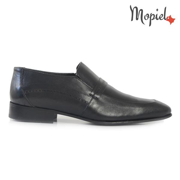 pantofi barbati - Pantofi barbati din piele naturala 149005 106 negru pantofi barbati incaltaminte barbati incaltaminte mopiel - Pantofi barbati, din piele naturala 149007/108/negru