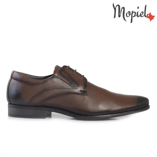 pantofi barbati - Pantofi barbati din piele naturala 149017 61050 maro box incaltaminte barbati incaltaminte mopiel pantofi barbati - Pantofi barbati, din piele naturala 149018/61062/visiniu PR6