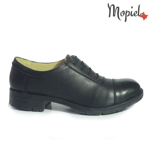 pantofi dama - Pantofi dama din piele naturala 23507 negru Newbiker incaltaminte dama incaltaminte mopiel pantofi dama - Pantofi dama din piele naturala 23408/negru/Miriam