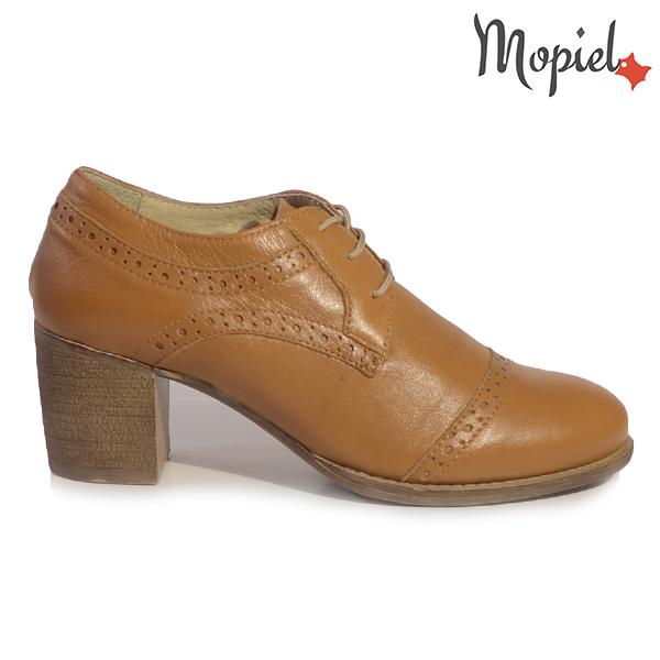 pantofi dama - Pantofi dama din piele naturala 23528 maro Arcadia incaltaminte dama incaltaminte mopiel pantofi dama - Pantofi dama din piele naturala 23801/Negru/Road