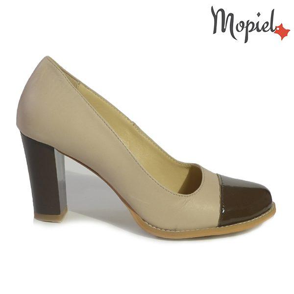 - Pantofi dama din piele naturala 24432 bej maro Bella incaltaminte dama incaltaminte mopiel pantofi dama 600x600 - Pantofi eleganti la super pret!