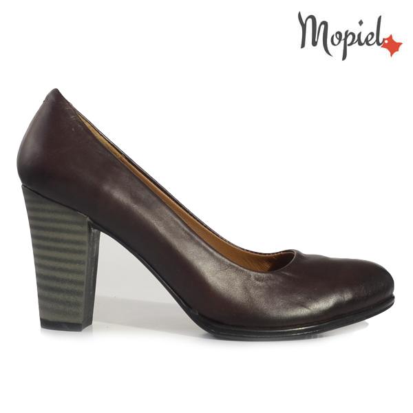 pantofi dama - Pantofi dama din piele naturala 245006 5006 tdmm incaltaminte dama incaltaminte mopiel pantofi dama din piele - Pantofi dama din piele naturala 23803/negru/road