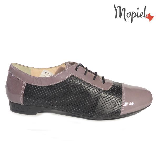 pantofi dama - Pantofi dama din piele naturala 23507 Negru Violet incaltaminte dama incaltaminte mopiel pantofi dama - Pantofi dama din piele naturala 24704/Bej-Sidef/Giully