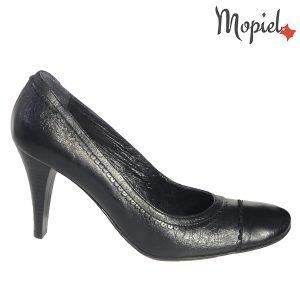 pantofi dama din piele naturala - Pantofi dama din piele naturala 144 Negru Tunit incaltaminte dama incaltaminte mopiel pantofi dama cu toc 300x300 - Pantofi dama din piele naturala 144/Negru/Emily