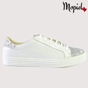 pantofi dama - Pantofi dama din piele naturala 23812 alb glitter incataminte dama incaltaminte mopiel pantofi dama 300x300 - Pantofi dama din piele naturala 23812/glitter-alb/Prisma