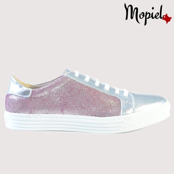 - Pantofi dama din piele naturala 23812 argintiu roz Prisma incaltaminte dama incaltaminte sport 2018 600x600 - TRANSPORT GRATUIT si REDUCERI!
