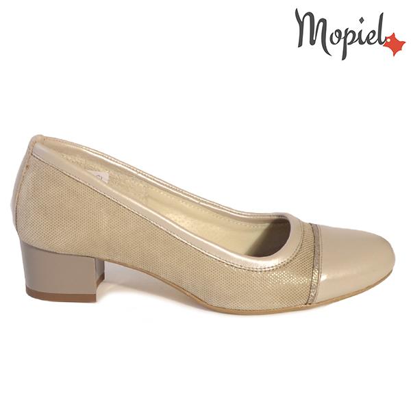 pantofi dama - Pantofi dama din piele naturala 24704 Bej Sidef Giully incaltaminte dama incaltaminte mopiel pantofi dama - Pantofi dama din piele naturala 23507/Negru-Violet