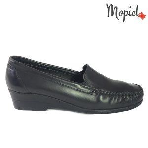 pantofi dama - Pantofi dama din piele naturala cu talp   ortopedic   607 Negru Florica incaltaminte dama incaltaminte mopiel pantofi dama 300x300 - Pantofi dama din piele naturala cu talpă ortopedică 607/Negru/Florica