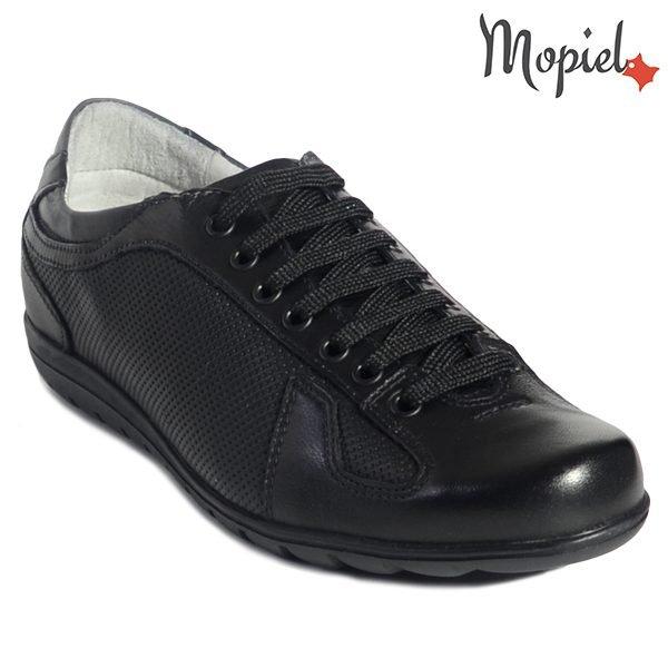 Pantofi sport dama din piele naturala 542 Negru 71d41b7aa9