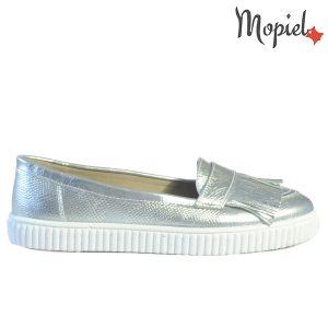 pantofi dama din piele naturala - Pantofi dama din piele naturala 0005 Argintiu Agnes incaltaminte dama pantofi incaltaminte mopiel pantofi dama 300x300 - Pantofi dama din piele naturala 0005/Argintiu/Agnes