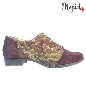 pantofi dama - Pantofi dama din piele naturala 23420grenaMina Mopiel incaltaminte 300x300 - Pantofi dama din piele naturala 23420/grena/Mina