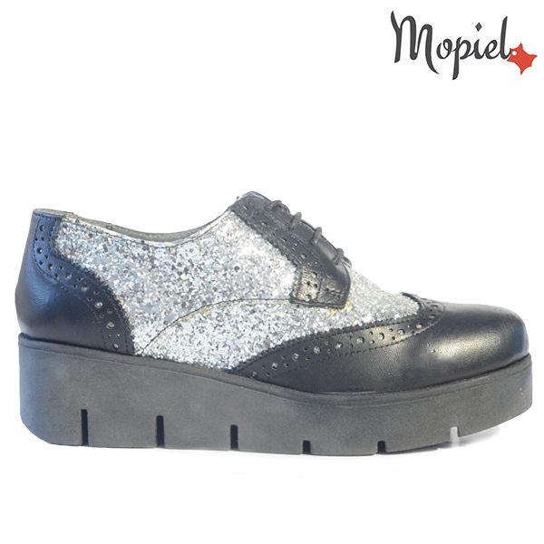 - Pantofi dama din piele naturala 23531negru argintiuLulu pantofi dama 600x600 - TRANSPORT GRATUIT si REDUCERI!