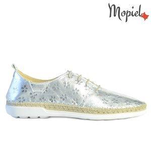 pantofi dama din piele naturala - Pantofi dama din piele naturala 23809 Argintiu Cindya incaltaminte dama pantofi dama incaltaminte mopiel pantofi dama din piele 300x300 - Pantofi dama din piele naturala 23811/Argintiu/Cindya